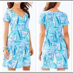 Lilly Pulitzer NWT Jessica Dress Aboat Time